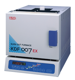 Burn Out Furnace Dental Equipments Products Kdf